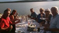50 Bjuruklubb middag