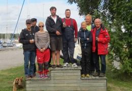 USS klubb mästerskap Kölbåt 2013