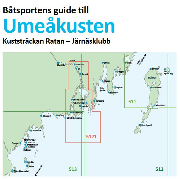 Utkast nr 1: Umeåkust guide