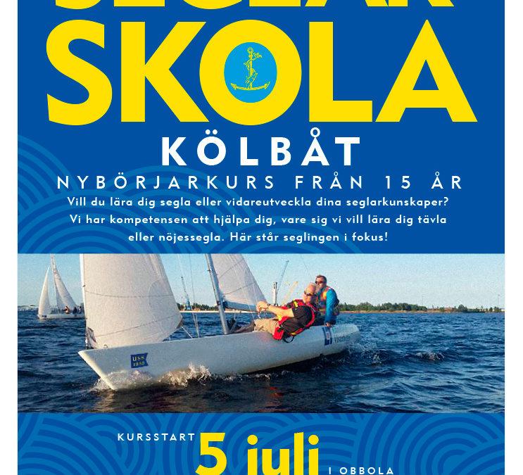Kurs lär dig segla kölbåt 2021